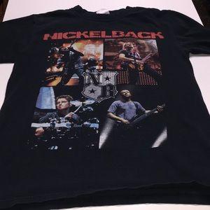 NickelBack T-shirt Size Small